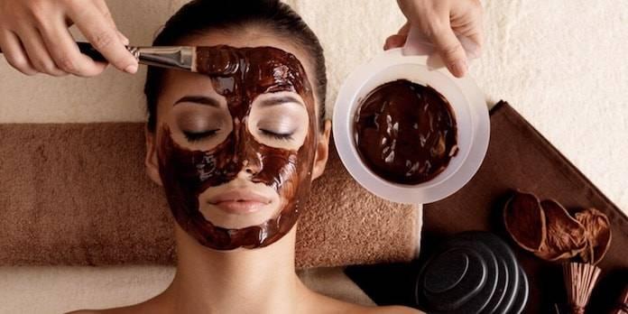 Çikolata Maskesi Yapımı