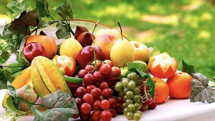 Meyve sebze renklerin sifreleri