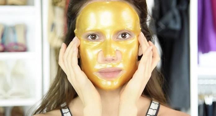 Altın Maskesi İçin Gerekli Malzemeler