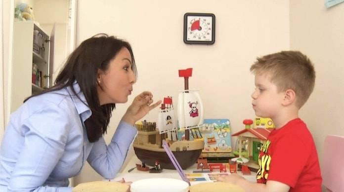 Çocuklar İçin Konuşma Terapisi
