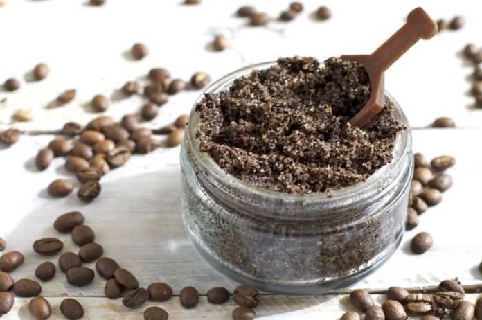 Kahve ile cilt bakımı