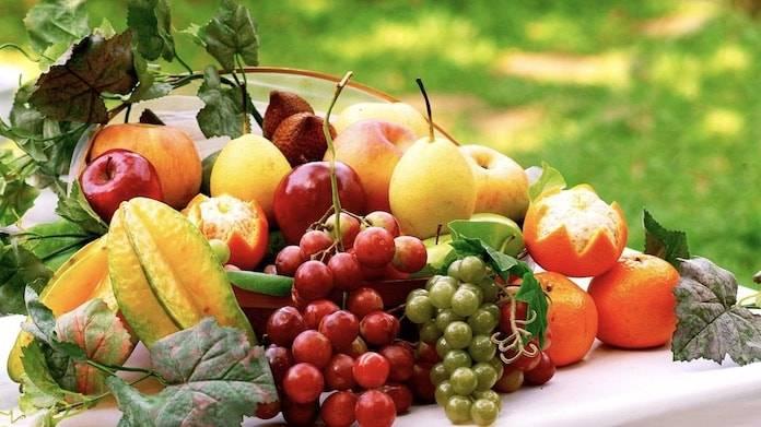 Diyette Yenilmesi Gereken Meyve Ve Sebzeler