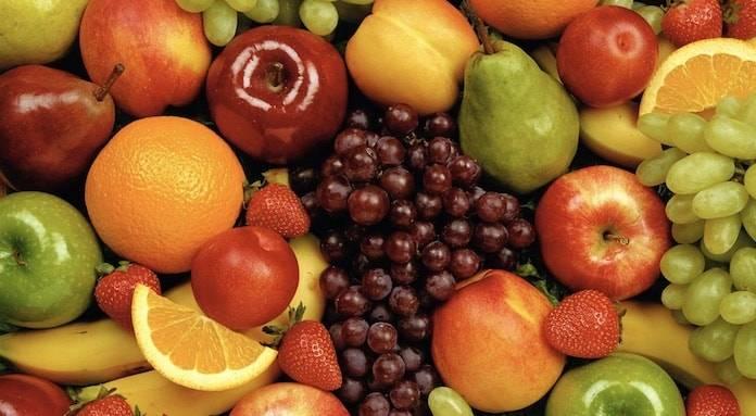 renklerine gore meyve ve sebzeler