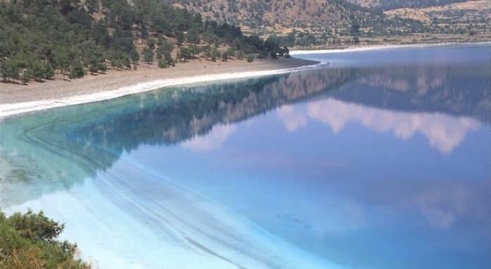 Salda Gölü Neresidir ?
