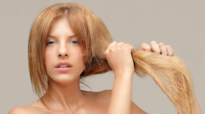 Yıpranmış Saçlar İçin Evde Doğal Bakım
