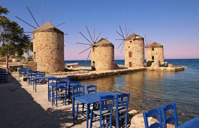Sakız (Chios) Adası