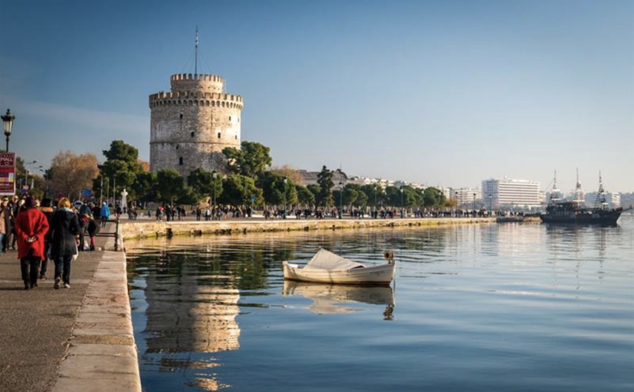Selanik – Halkidiki