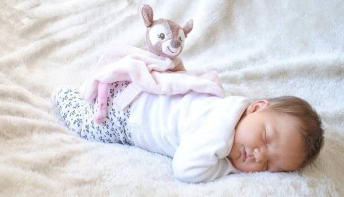 Bebeğiniz İçin Uyku Düzeni Oluşturmak