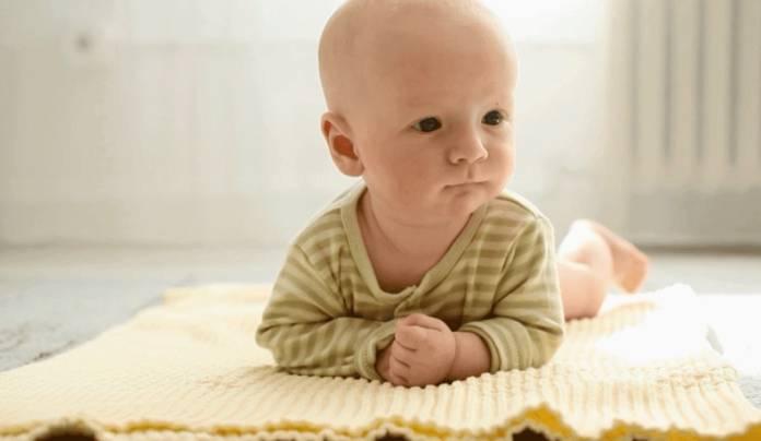 Bebeklerde kansızlık