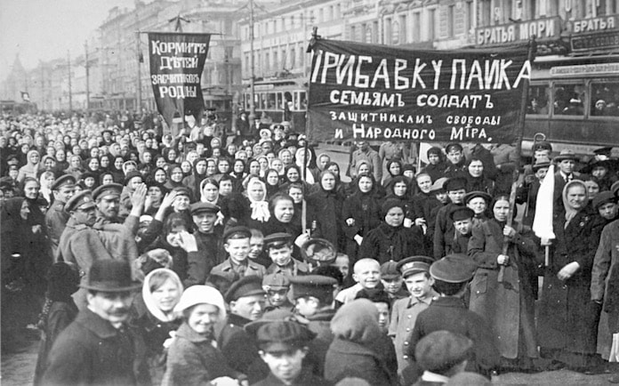 Bolsevik devrimi