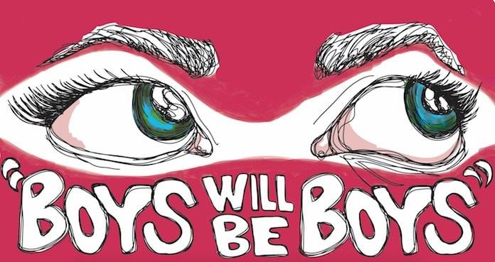 """""""Boys will be boys"""" Erkekler Hep Çocuk Mu Kalır?"""