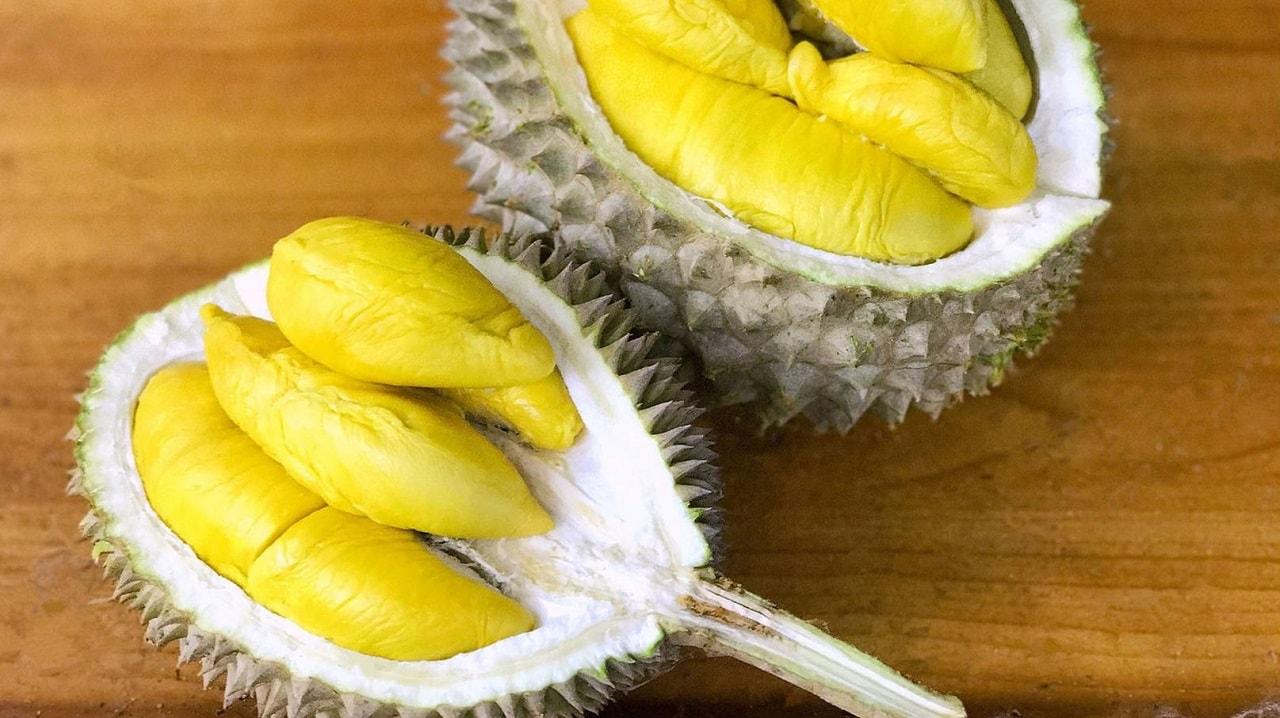 Durian Meyvesi