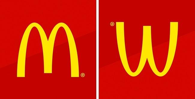 Ünlü Logolarda Bulunabilecek 11 Gizli Simge