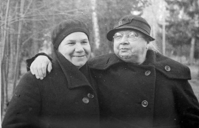 Nadejda Konstantinovna Krupskaya