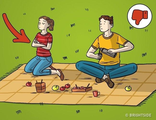İlişkiniz Hakkındaki Gerçeği Ortaya Çıkaran Hareketler