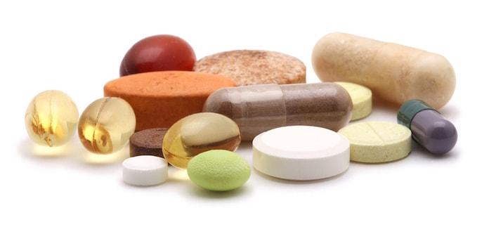 Vitamin Tabletleri 1