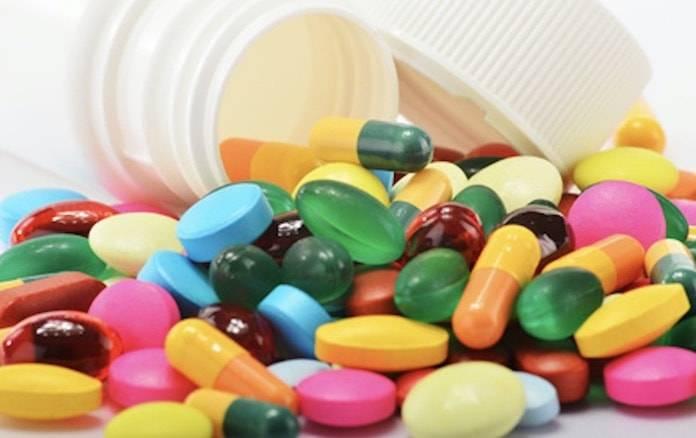 Vitamin Tabletleri 2