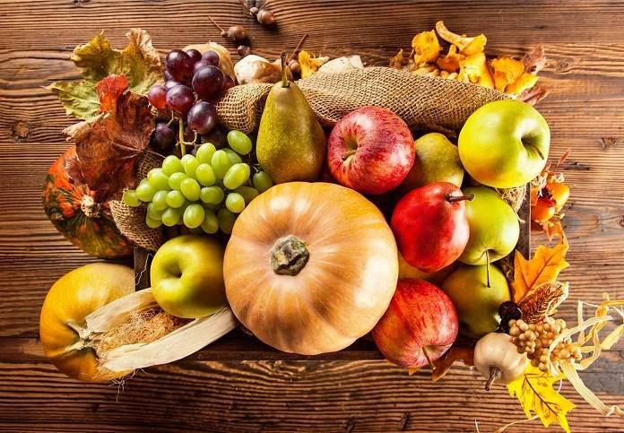 Sonbaharda Sağlıklı Olmak İçin Nasıl Beslenmeliyiz?
