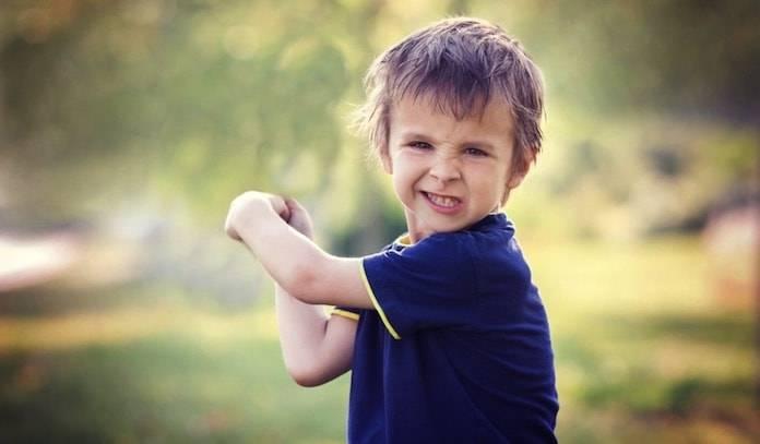 Öfke Nöbeti Yaşayan Çocuklar