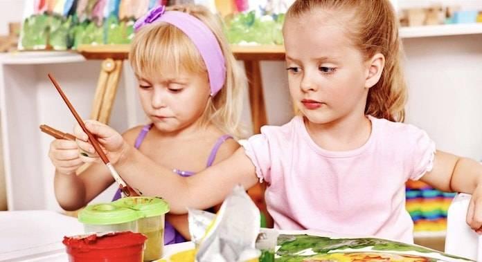 Çocuklar Üzerinde Görsel Sanatın Etkileri