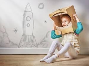 Çocuklarda Hayal Gücü Nasıl Geliştirilir?