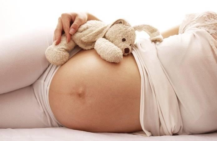Anne Karnında Bebeğin Uyuması