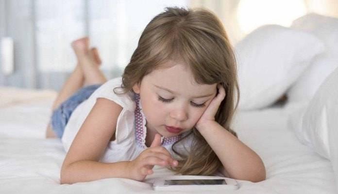 Elektronik Cihazların Çocuklara Zararları Nelerdir?