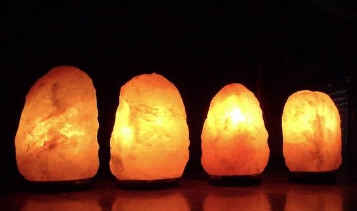 Tuz Lambası Kullanmak İçin 7 Neden