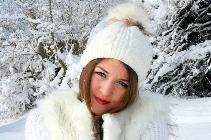Kış Aylarında Beyaz Giymek