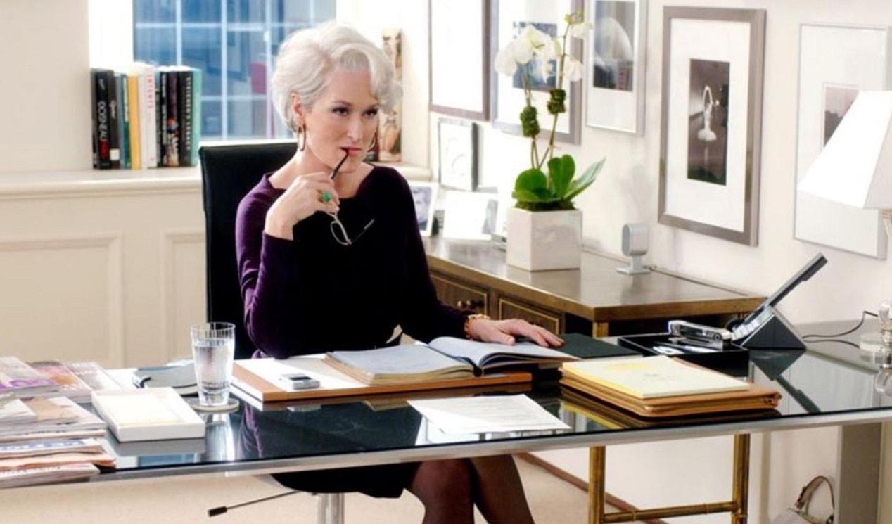 kadın patron