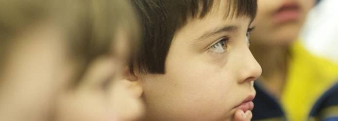çocuklarda asperger sendrom