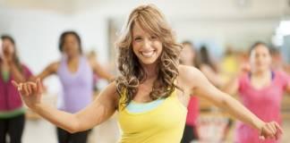 Dans Ederek Zayıflamak