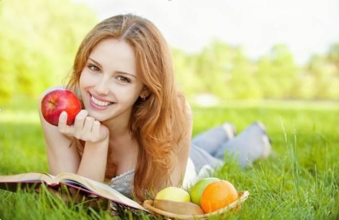 Güzellik Doğru Beslenme İle Olur!